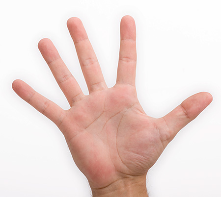 The High 5 for Hubands