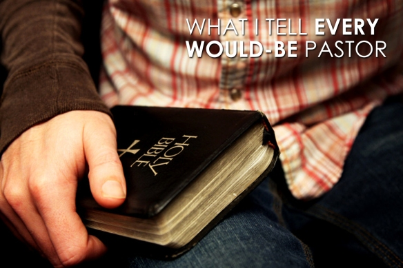 would-be pastor