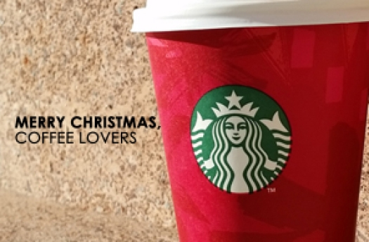 upheaval was unleashed this season as millions of american christians suffered persecution from starbucks over not putting merry christmas on their - Starbucks Merry Christmas